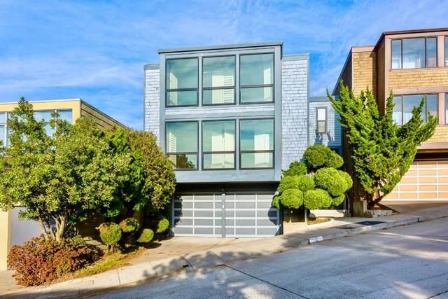 13 Ora Way, San Francisco, CA 94131 (#ML81823417) :: The Gilmartin Group