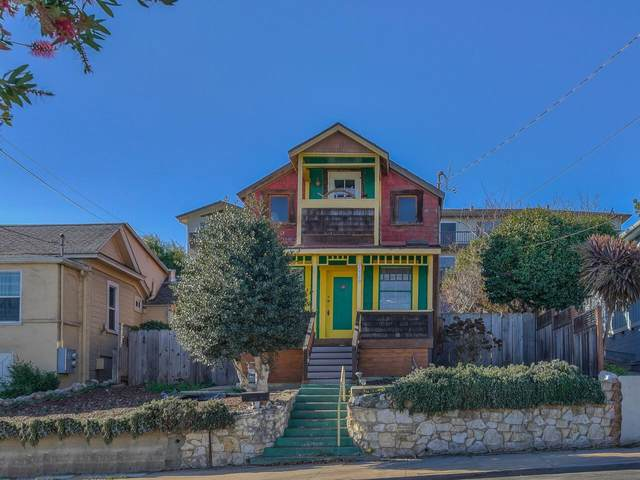 225 Hawthorne St, Monterey, CA 93940 (#ML81824020) :: The Sean Cooper Real Estate Group