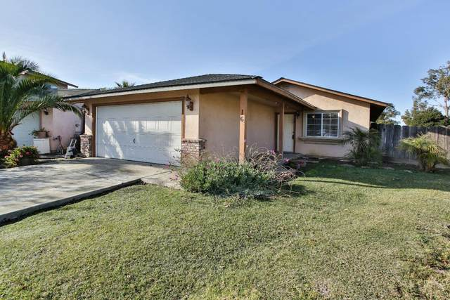 16 Rico Cir, Salinas, CA 93907 (#ML81824336) :: Schneider Estates