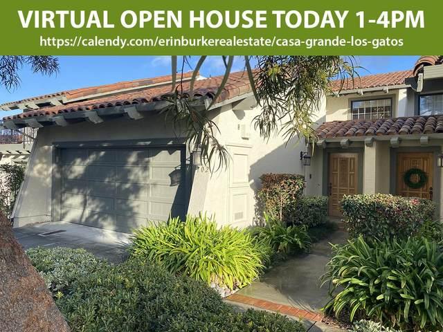 102 Casa Grande, Los Gatos, CA 95032 (#ML81824687) :: Robert Balina | Synergize Realty