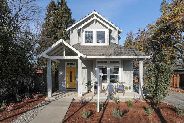 240 Oak St, Mountain View, CA 94041 (#ML81824692) :: The Sean Cooper Real Estate Group