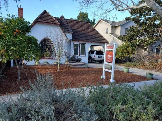 1463 Mcdaniel Ave, San Jose, CA 95126 (#ML81825371) :: Real Estate Experts