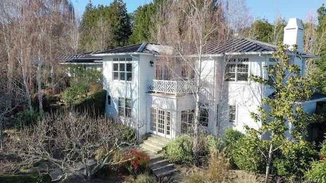 130 Ridgeway Rd, Hillsborough, CA 94010 (#ML81825401) :: Olga Golovko