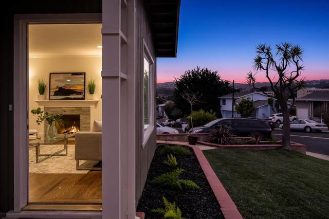 224 Forest View Dr, South San Francisco, CA 94080 (#ML81825688) :: Schneider Estates