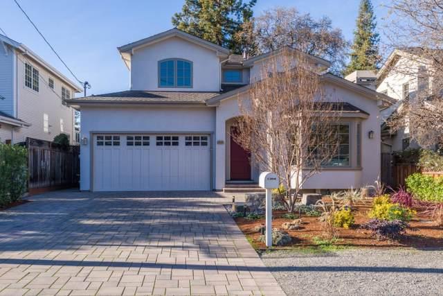 2150 Camino De Los Robles, Menlo Park, CA 94025 (#ML81825755) :: The Sean Cooper Real Estate Group