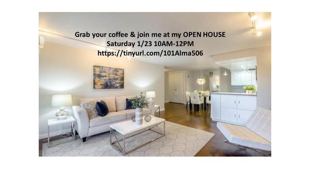 101 Alma St 506, Palo Alto, CA 94301 (#ML81826289) :: Intero Real Estate