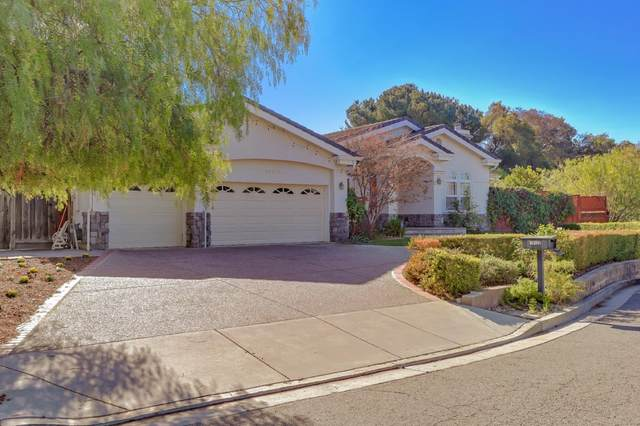 18128 Rodeo Creek Holw, Saratoga, CA 95070 (#ML81826413) :: The Goss Real Estate Group, Keller Williams Bay Area Estates