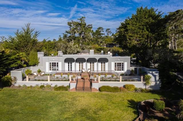 3321 17 Mile Dr, Pebble Beach, CA 93953 (#ML81826902) :: Intero Real Estate