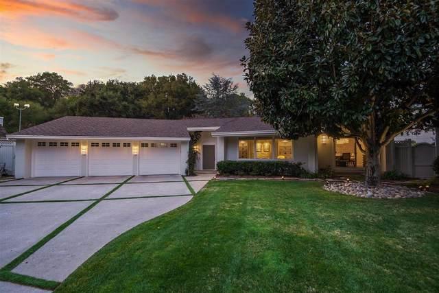 12755 Arroyo De Arguello, Saratoga, CA 95070 (#ML81826926) :: Intero Real Estate