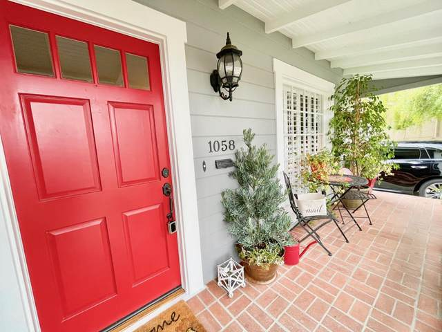 1058 Bennett Way, San Jose, CA 95125 (#ML81826931) :: Real Estate Experts