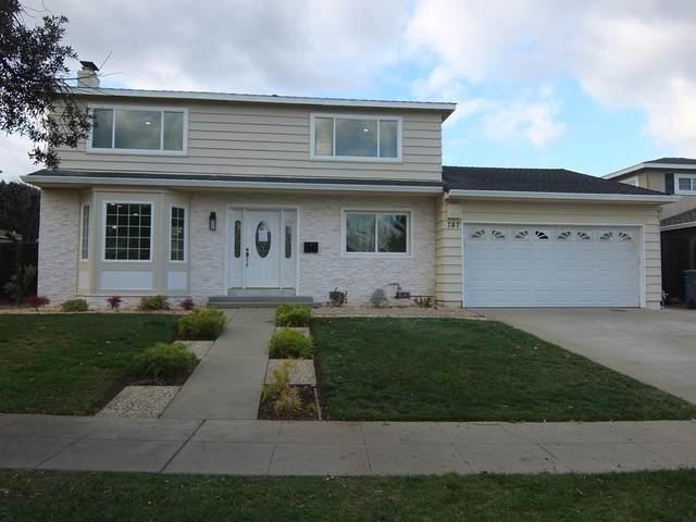 787 Midvale Ln, San Jose, CA 95136 (#ML81826957) :: Strock Real Estate