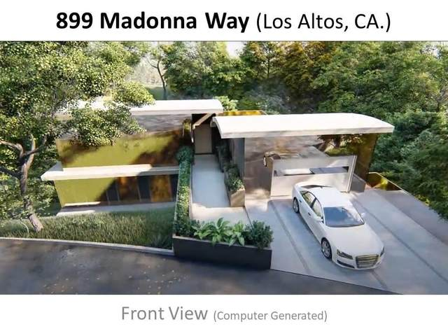 899 Madonna Way, Los Altos, CA 94024 (#ML81828057) :: Intero Real Estate