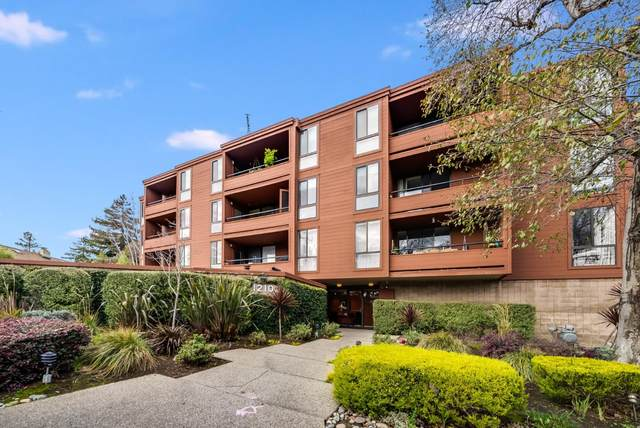 1210 Bellevue Ave 304, Burlingame, CA 94010 (#ML81828149) :: Real Estate Experts