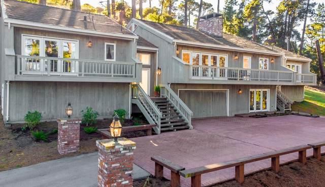 545 Aguajito Rd, Carmel, CA 93923 (#ML81828326) :: Intero Real Estate