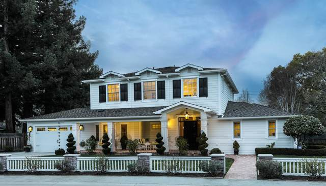 775 Oak Knoll Ln, Menlo Park, CA 94025 (#ML81828420) :: The Sean Cooper Real Estate Group