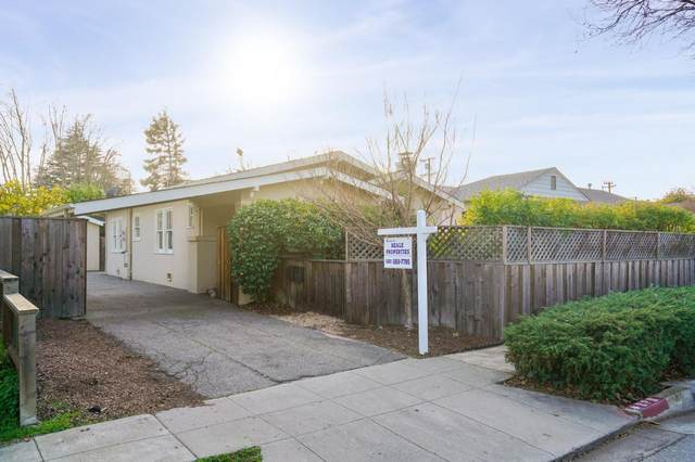 1027 Chula Vista Ave, Burlingame, CA 94010 (#ML81828871) :: Live Play Silicon Valley