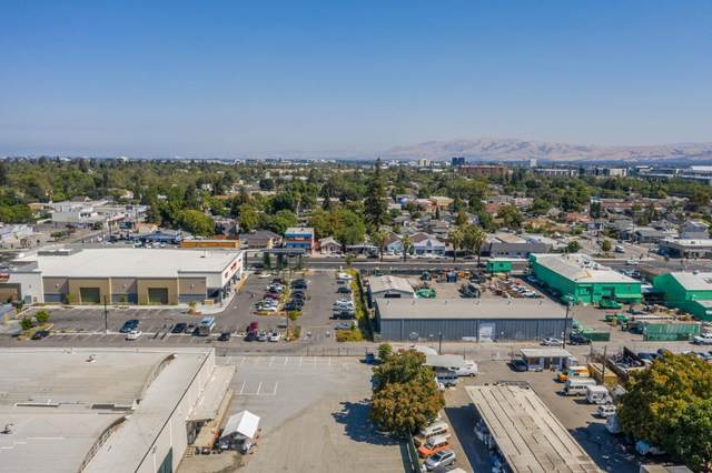 1201 W San Carlos St, San Jose, CA 95126 (#ML81829041) :: Real Estate Experts