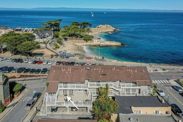585 Ocean View Blvd 1, Pacific Grove, CA 93950 (#ML81829806) :: Alex Brant