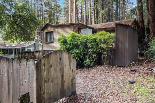 814 Creek Dr, Boulder Creek, CA 95006 (#ML81829934) :: The Goss Real Estate Group, Keller Williams Bay Area Estates