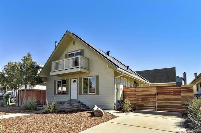 551 Terrace Ave, Half Moon Bay, CA 94019 (#ML81830693) :: Robert Balina | Synergize Realty