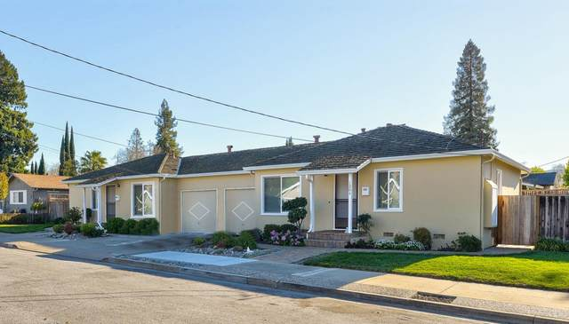 1204-1212 Reese St, Redwood City, CA 94061 (#ML81830803) :: Real Estate Experts