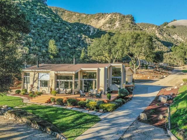 18301 Corral Del Cielo Rd, Salinas, CA 93908 (#ML81830940) :: Alex Brant