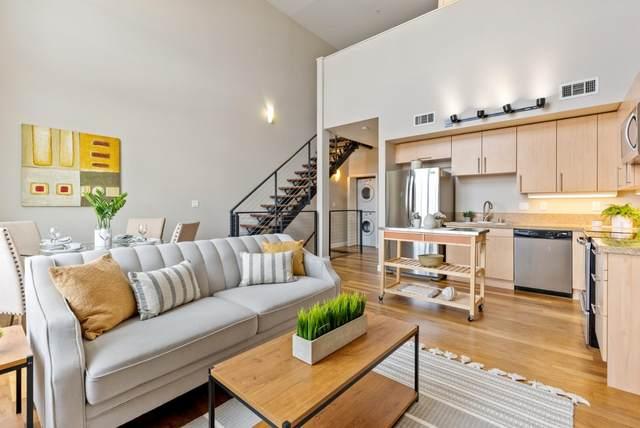 88 Bush St 2171, San Jose, CA 95126 (#ML81831000) :: Real Estate Experts