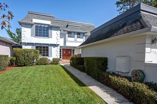 2387 Winged Foot Rd, Half Moon Bay, CA 94019 (#ML81831970) :: The Kulda Real Estate Group