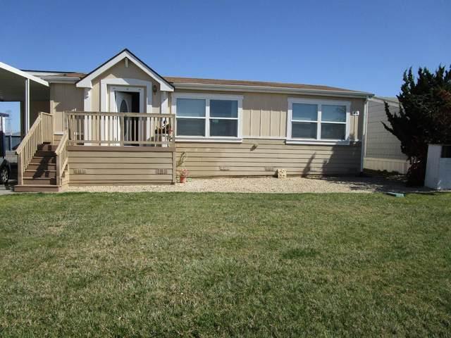 150 Kern St 34, Salinas, CA 93905 (#ML81832053) :: Schneider Estates
