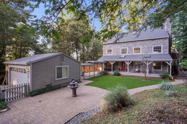 176 Swett Rd, Woodside, CA 94062 (#ML81832246) :: Schneider Estates