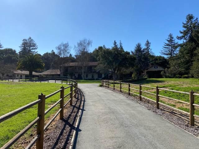 180 Fox Hollow Rd, Woodside, CA 94062 (#ML81832455) :: Olga Golovko