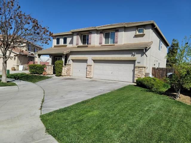 354 Treviso Ct, Los Banos, CA 93635 (#ML81833302) :: Intero Real Estate