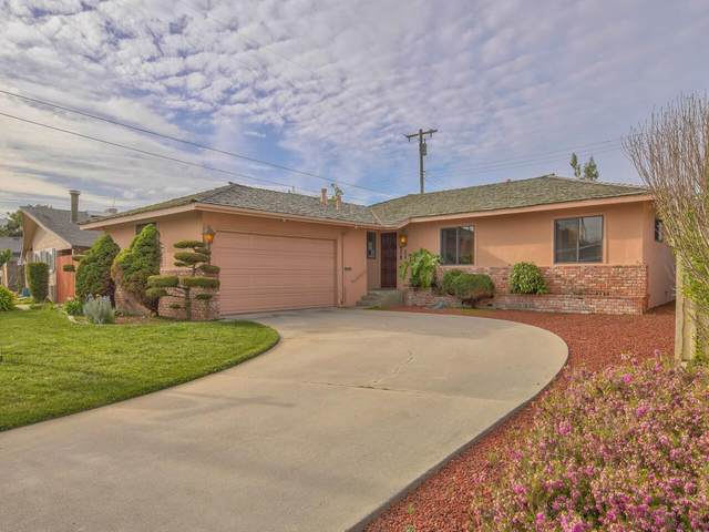 717 Fairfax Dr, Salinas, CA 93901 (#ML81833890) :: The Realty Society