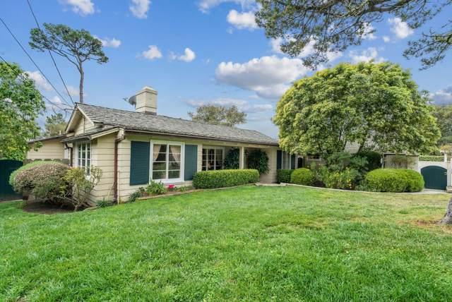 24770 Valley Way, Carmel, CA 93923 (#ML81834181) :: Strock Real Estate