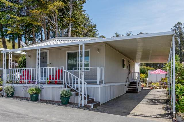 100 N Rodeo Gulch Rd 103, Soquel, CA 95073 (#ML81835027) :: Intero Real Estate