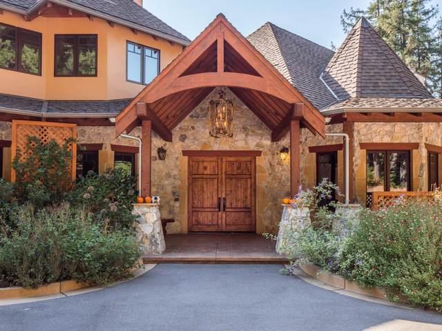 10206 Newell Creek Rd, Ben Lomond, CA 95005 (#ML81835070) :: Intero Real Estate