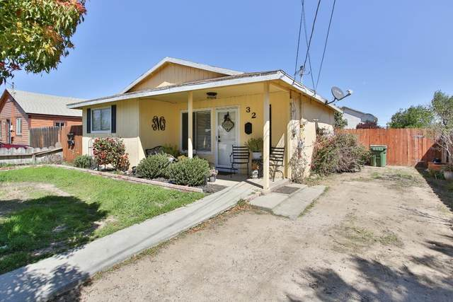 32 8th St, Greenfield, CA 93927 (#ML81835085) :: Intero Real Estate