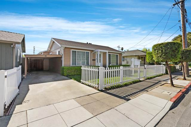 137 Hazel Ave, Redwood City, CA 94061 (MLS #ML81835154) :: Compass