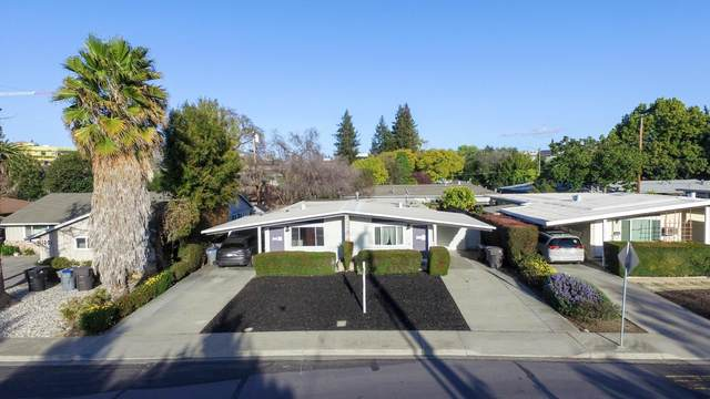1003 Miramonte Ave, Mountain View, CA 94040 (#ML81835231) :: Intero Real Estate