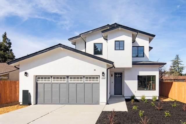 751 San Benito Ave, Menlo Park, CA 94025 (#ML81835253) :: The Sean Cooper Real Estate Group