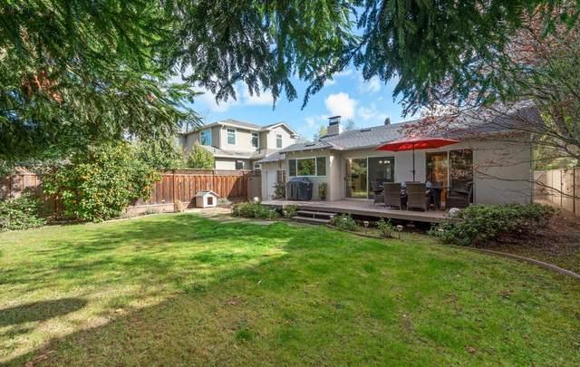 1930 Santa Cruz Ave, Menlo Park, CA 94025 (#ML81835269) :: The Sean Cooper Real Estate Group