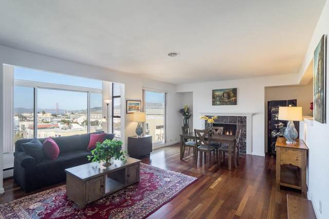 6620 Geary Blvd 8, San Francisco, CA 94121 (#ML81835545) :: The Goss Real Estate Group, Keller Williams Bay Area Estates