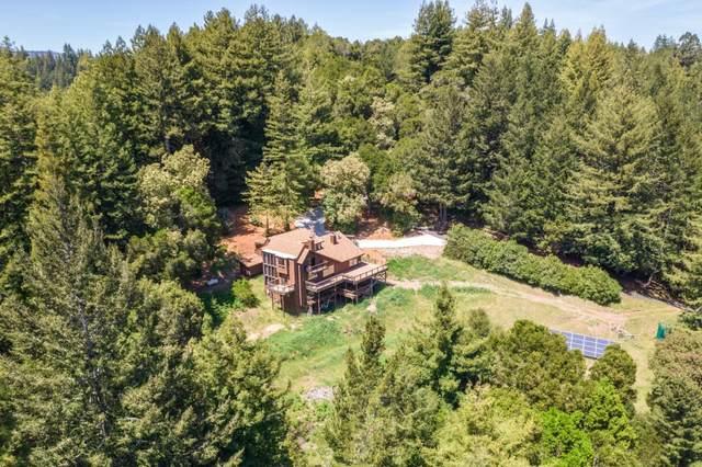 55 Hidden Meadow Ln, Scotts Valley, CA 95066 (#ML81835829) :: The Goss Real Estate Group, Keller Williams Bay Area Estates