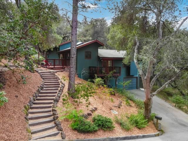 313 Cumora Ln, Ben Lomond, CA 95005 (#ML81835869) :: Intero Real Estate
