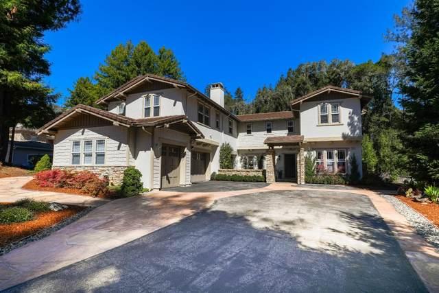 181 Palomino Way, Santa Cruz, CA 95060 (#ML81835996) :: Intero Real Estate