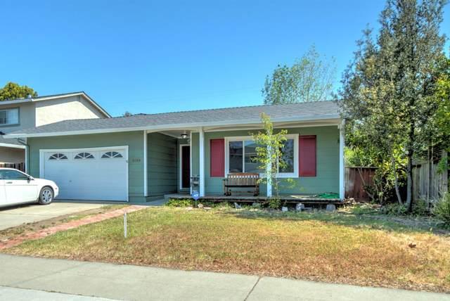 2106 Ashwood Ln, San Jose, CA 95132 (#ML81836040) :: The Kulda Real Estate Group