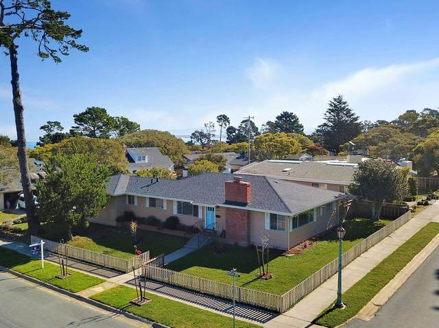 1011 Mcfarland Ave, Pacific Grove, CA 93950 (#ML81836136) :: The Sean Cooper Real Estate Group