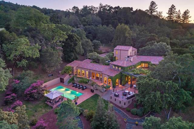 11 Buck Meadow Dr, Portola Valley, CA 94028 (#ML81836185) :: Real Estate Experts