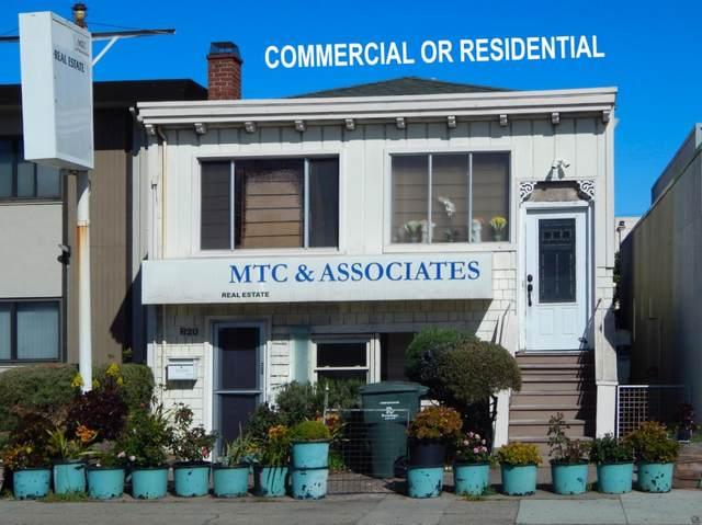 820 El Camino Real, San Bruno, CA 94066 (MLS #ML81836336) :: Compass