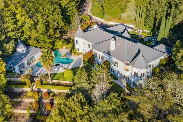 97 Ridge View Dr, Atherton, CA 94027 (#ML81836367) :: Intero Real Estate